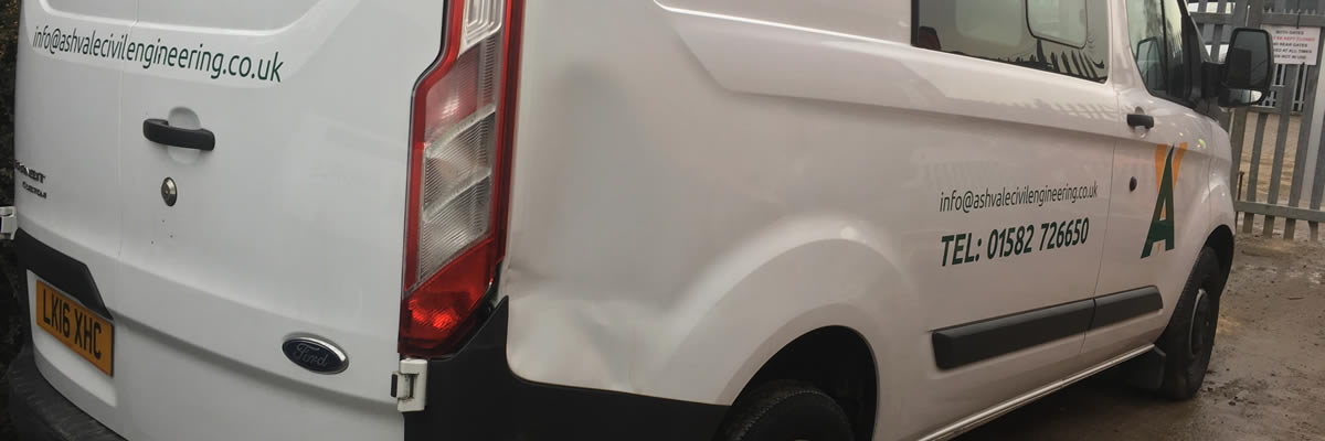 commercial vehicle body repairs