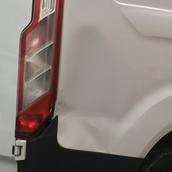 commercial vehicle bodywork repairs Leighton Buzzard