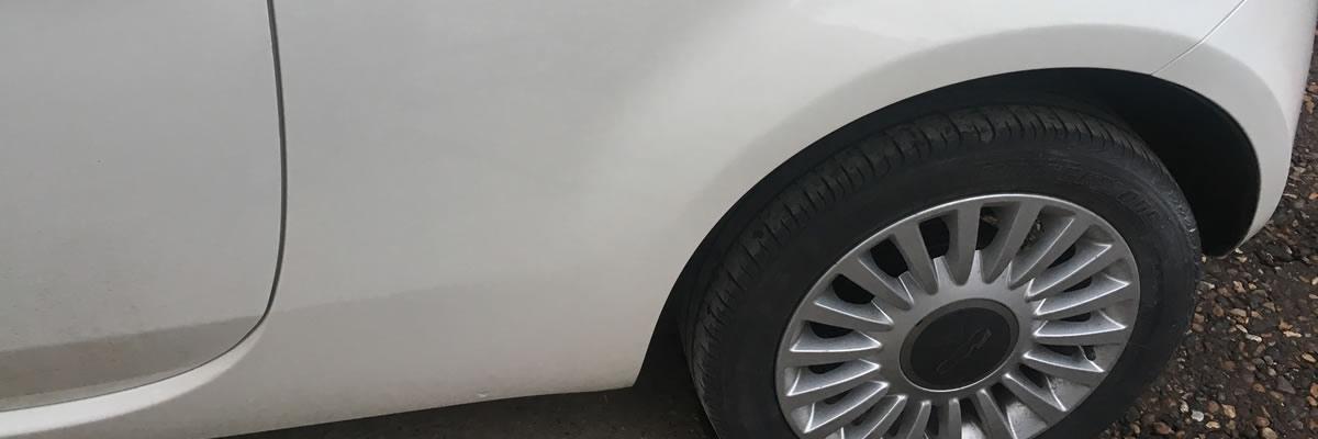 car paint scratch removal service luton